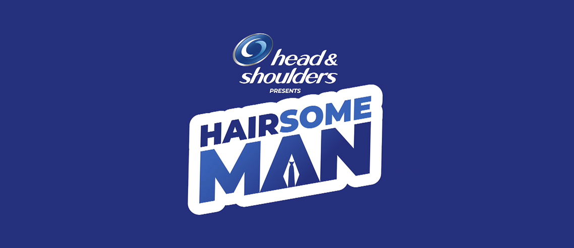 #HairsomeMan Challenge